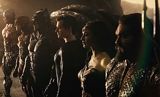 Characters of the DC Extended Universe Wikimedia list article