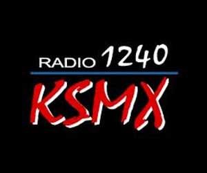 KSMA (AM) - Image: KSMX (AM) logo