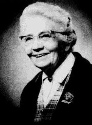 Kady Faulkner - circa 1977