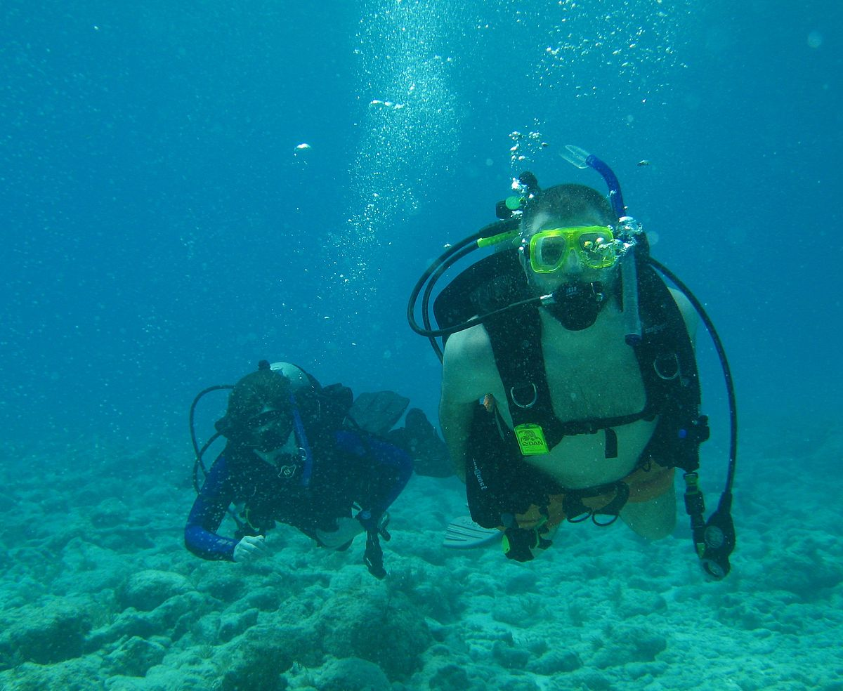 Recreational diving wikipedia - Dive in scuba ...