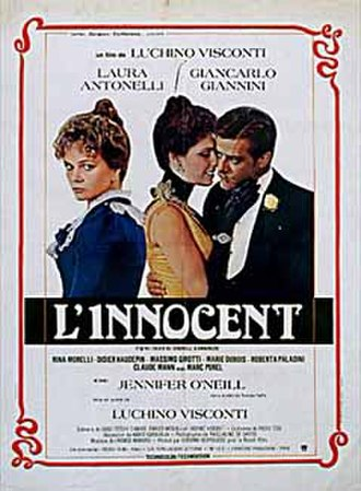 The Innocent (1976 film) - Poster