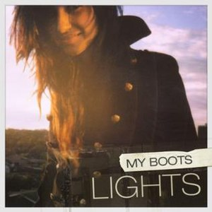 My Boots - Image: LIGHTS MY BOOTS