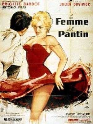 The Female (1959 film) - Image: La femme et le pantin