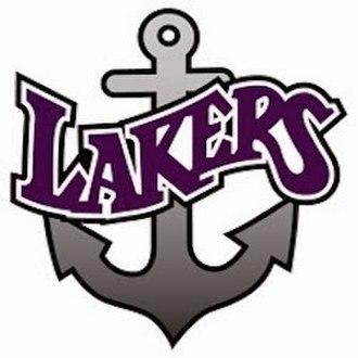 Minnesota Mullets - Forest Lake Lakers logo.