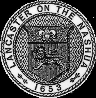 Lancaster, Massachusetts - Image: Lancaster MA seal