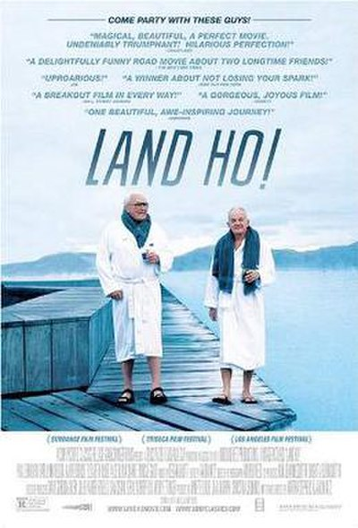 Picture of a movie: Land Ho!