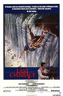 <i>Last Embrace</i> 1979 film by Jonathan Demme