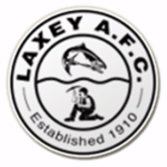 Laxey A.F.C. - Image: Laxey A.F.C. logo