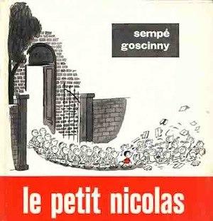 Le petit Nicolas - Le petit Nicolas, Denoël, 1960
