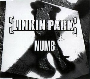 Numb (Linkin Park song) - Image: Linkin Park Numb CD cover
