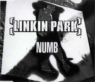 Numb (Linkin Park song) 2003 single by Linkin Park