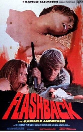 Flashback (1969 film) - Film poster