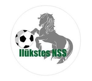 Ilūkstes NSS - Image: Logo of Ilūkstes NSS