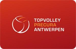 Topvolley Antwerpen - Image: Logoprecuraantwerpen