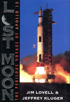 Lost Moon - Cover of the Lost Moon first Edition