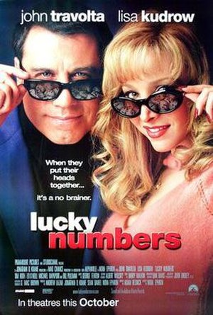 Lucky Numbers - Theatrical release poster