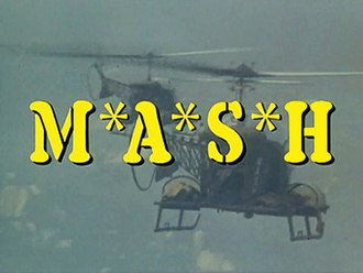 M*A*S*H (TV series) - Image: M*A*S*H TV title screen