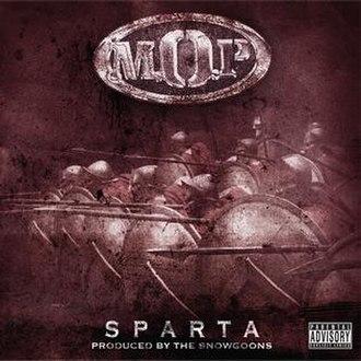 Sparta (album) - Image: MOP Snowgoons Sparta