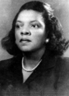 Marjorie Lee Browne American mathematician, educator