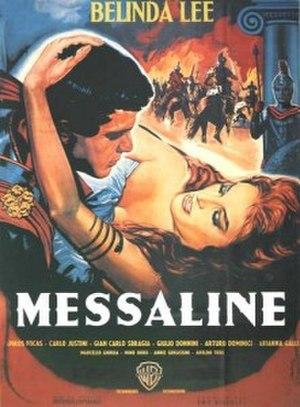 Messalina (1960 film) - Image: Messalina Venere imperatrice