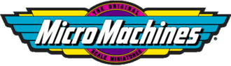 Micro Machines - Image: Micro Machines logo