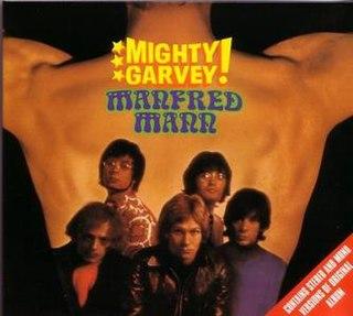 <i>Mighty Garvey!</i> 1968 studio album by Manfred Mann