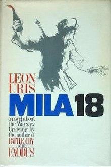 Mila 18 by Leon Uris, Paperback