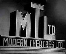 List of Modern Theaters Ltd films