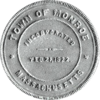 Official seal of Monroe, Massachusetts
