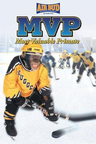 MVP: Most Valuable Primate - Movie Poster