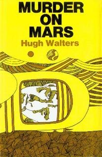 <i>Murder on Mars</i> book by Hugh Walters
