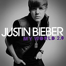 Justin Bieber World0 on Studio Album By Justin Bieber
