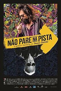 <i>The Pilgrim</i> (2014 film) 2014 film directed by Daniel Augusto