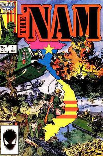 The 'Nam - The premiere issue of the series.