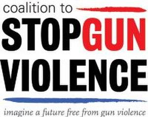 Coalition to Stop Gun Violence - Image: New Csgvlogo