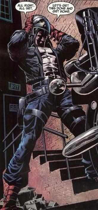 American Eagle (Marvel Comics) - Image: New Eagle