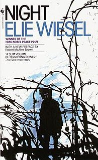 <i>Night</i> (book) book by Elie Wiesel
