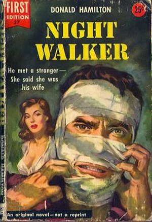 Night Walker - Paperback original