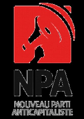 New Anticapitalist Party - Image: Nouveau Parti anticapitaliste logo