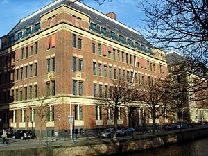 Nuffic - Nuffic's offices in The Hague, Netherlands