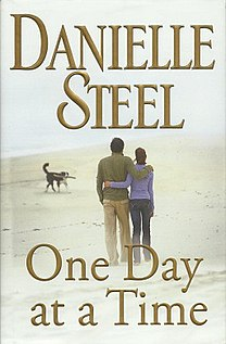 <i>One Day at a Time</i> (novel) novel by Danielle Steel