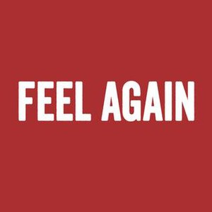 Feel Again - Image: Onerepublic feel again cover art