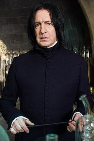 Severus Snape - Alan Rickman as Severus Snape in Harry Potter and the Order of the Phoenix