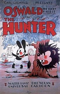<i>The Hunter</i> (1931 film) 1931 short animated film by Walter Lantz Productions