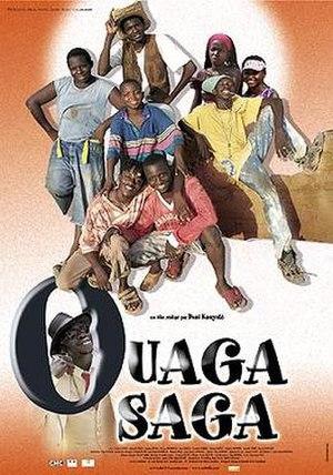 Ouaga-Saga - Image: Ouaga Saga