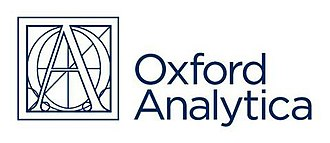 Oxford Analytica - Oxford Analytica, Ltd