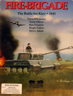 <i>Fire-Brigade: The Battle for Kiev - 1943</i> 1988 video game