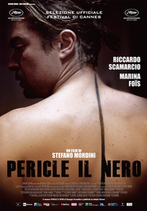 Pericle (film) - Film poster