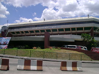 Philippine Olympic Committee - Image: Philsports arena (ultra) pasig