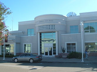 Pinole, California - City Hall
